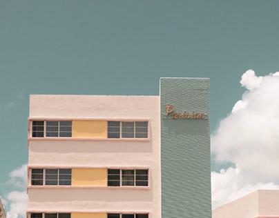 cotton candy / Miami