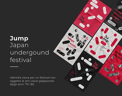 Jump   Japan Underground Festival