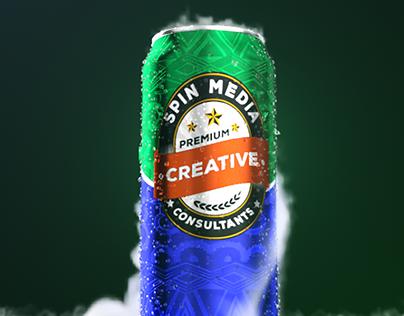 Beer Can Mist WIP Previz renders
