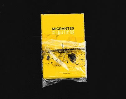 Migrantes Climáticos · Brand Concept
