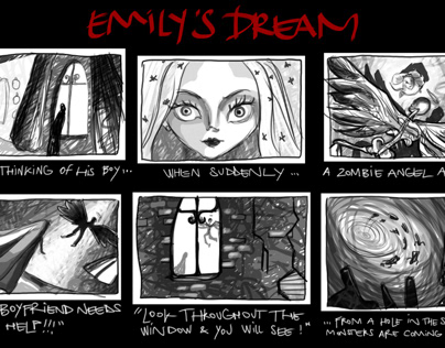 Game Art illustration