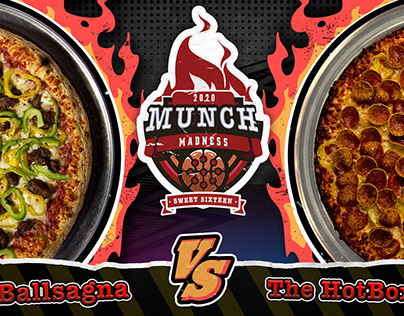 Munch Madness Campaign