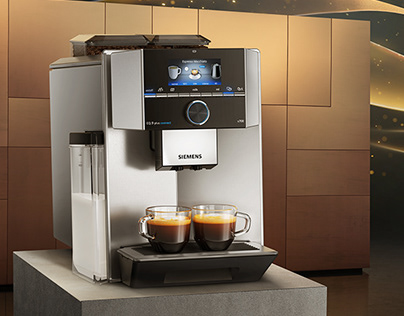 BSH HAUSGERÄTE Kaffee (CGI)