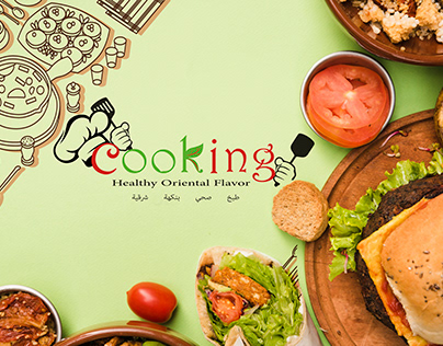 Healthy cooking with an oriental flavor