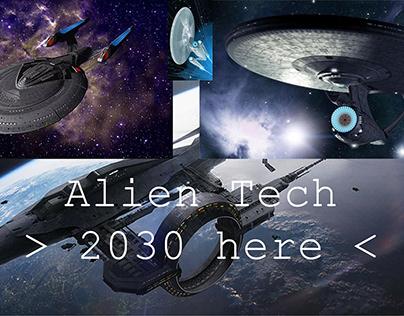 Alien Tech 2030