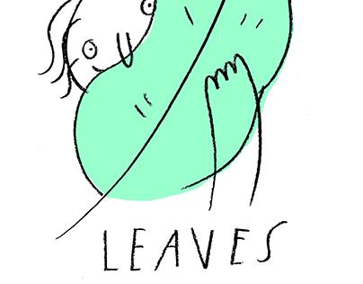 LEAVES ~ COMIC