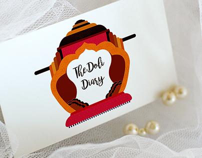 The Doli Diary - Initial Branding (Logo Design)