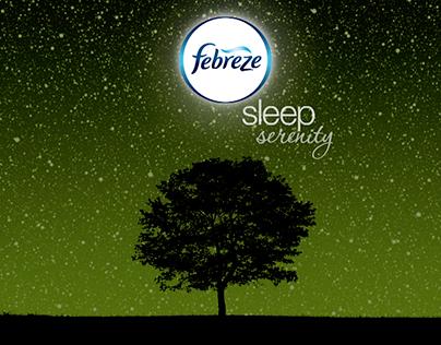 Febreze Video On Demand Sleep Channel
