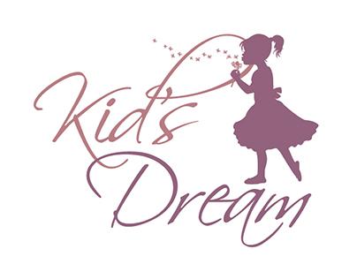 Kid's Dream Logo Design