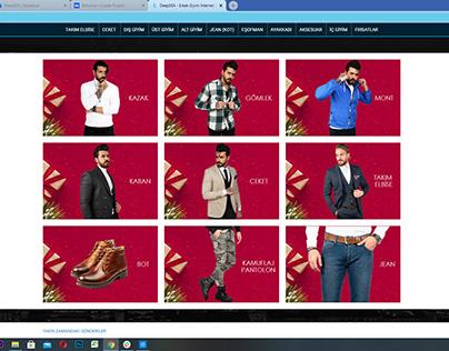Web Site Görselleri