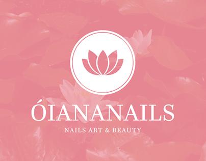 Óiananails Branding