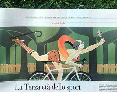 Il Foglio / newspaper