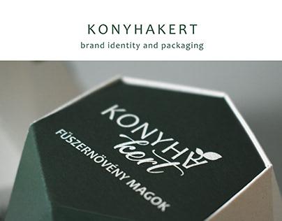 KonyhaKert - Herb Seeds