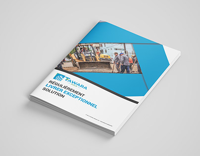 Company Construction Brochure