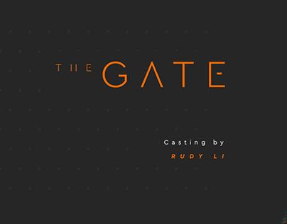 The Gate - Main title