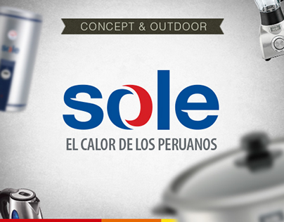 SOLE │Outdoor 2015