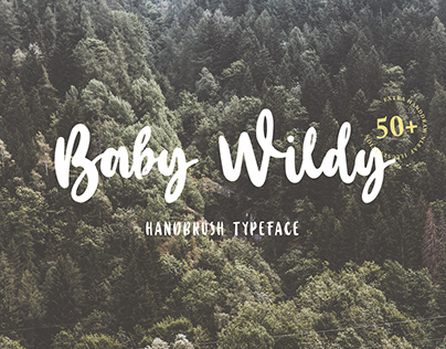 Baby Wildy - FREE FONT