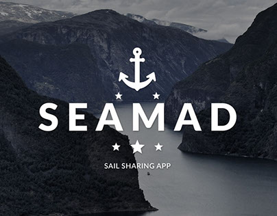 SEAMAD - Sail-Sharing App