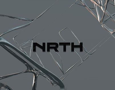 NRTH – 3D Abstract Animation Experiment