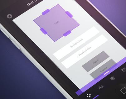 Wireframr App (iOS)