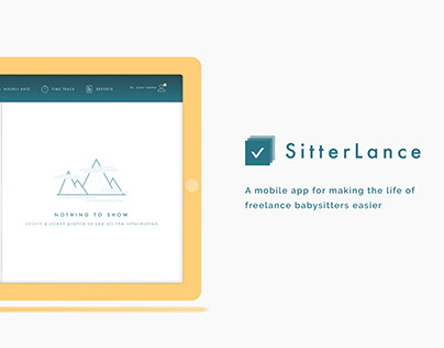 SitterLance: a productivity tool for babysitters