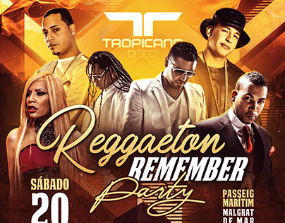 Tropicana Disco | Reggaeton Remember Party