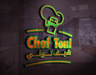Chef Toni , Branding / Saudi Arabia