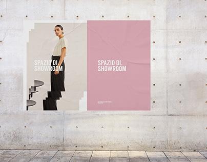Spazio Di. Showroom / Branding