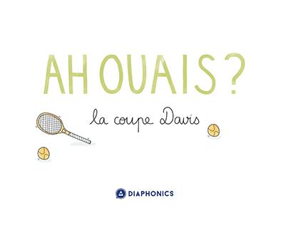 Fun facts - Cup Davis - Diaphonics