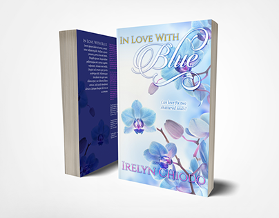 Book cover designs for Irelyn Chiodo's first 2 novels