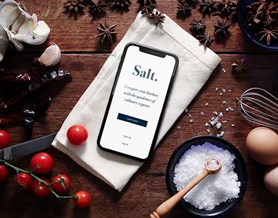Salt - UX / UI Case Study