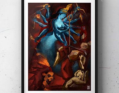 Kali - Goddess Serie - 2020