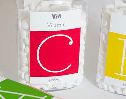 VIA: Vitamin Package