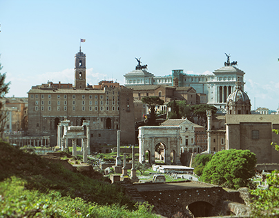 Rome -The eternal city