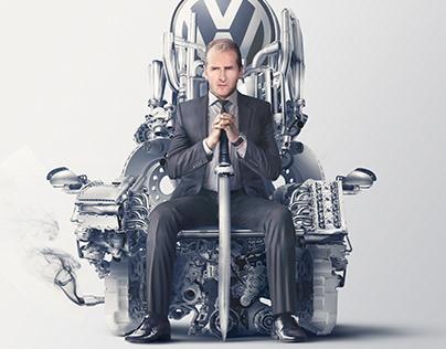 Handelsblatt Volkswagen Cover
