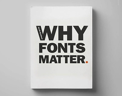 Why Fonts Matter?. لماذا الخط مهم ؟