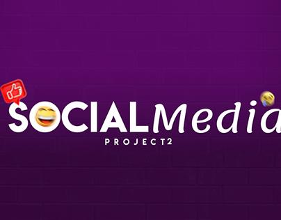 project sochal media design