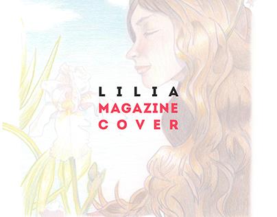 Lilia Book Cover