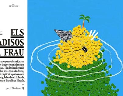 Els paradisos del frau / Tax havens
