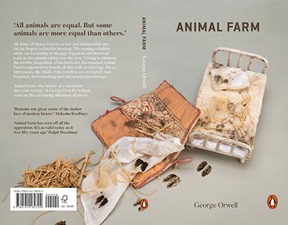 Animal farm - Penguin book award - Adult fiction