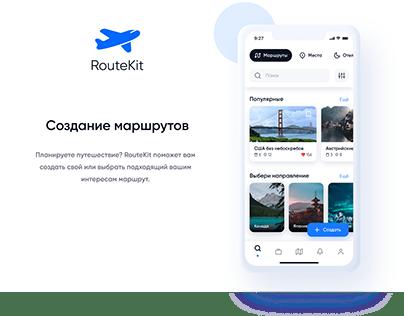 RouteKit