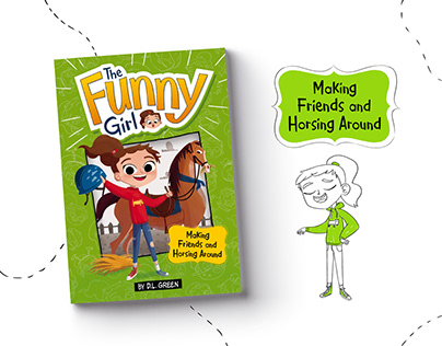 The Funny Girl -Making Friends and Horsing Around