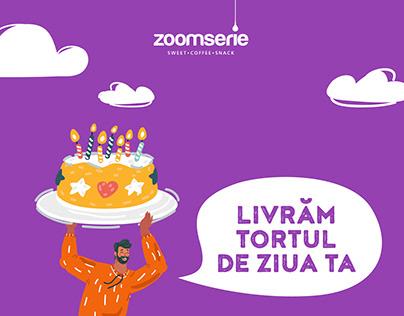 Zoomserie - Online Shop