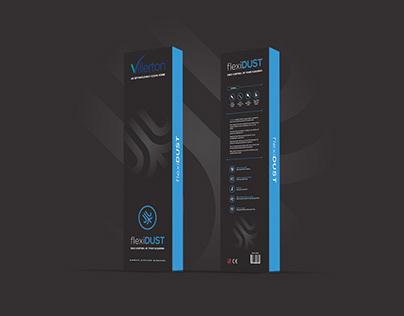 Microfibre Duster Packaging Design
