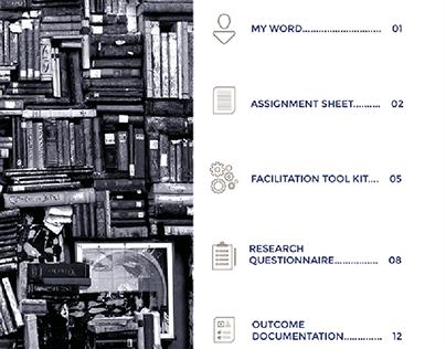 Branding - Facilitation Tool Kit