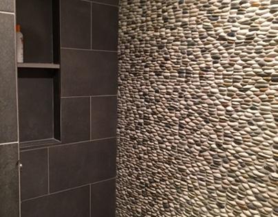Work Portfolio- Residential Shower
