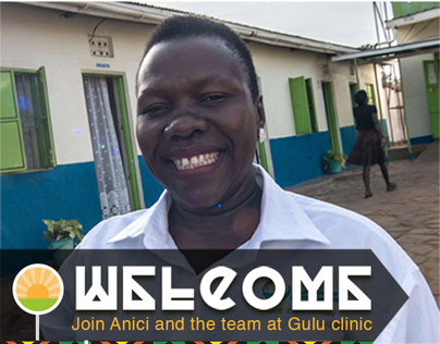 A day at a clinic in Uganda