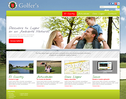 Golfers Country Club
