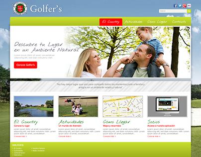 Golfers Country Club