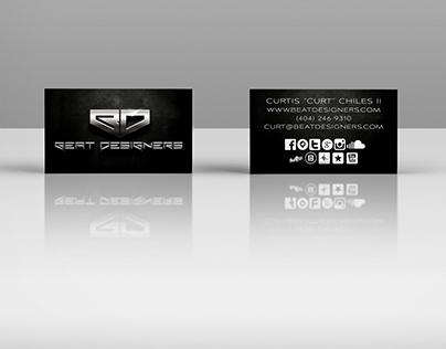 Beat Designers Business Card Design